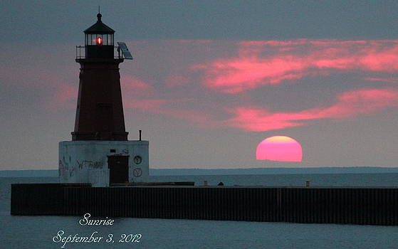 The sun is Rising  by Sheila Werth