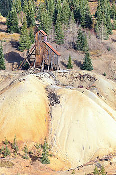 Tim Grams - The Tailings of a Mine