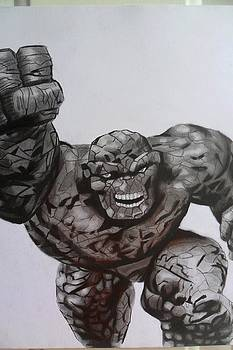 The Thing by Luis Carlos A