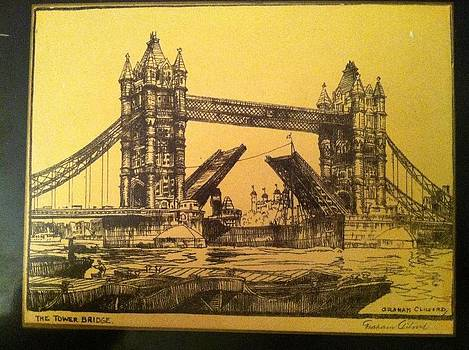 The Tower Bridge by Graham Barry Clilverd