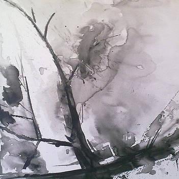 The tree by Maryam Salamat