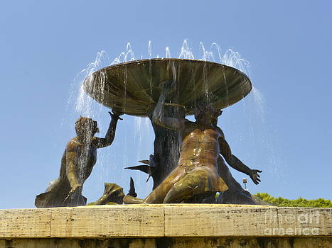 John Chatterley - The Triton Fountain