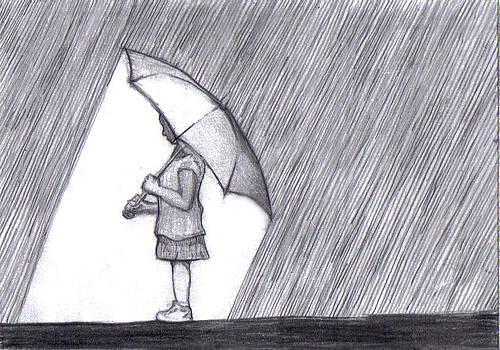 The Umbrella by Di Fernandes