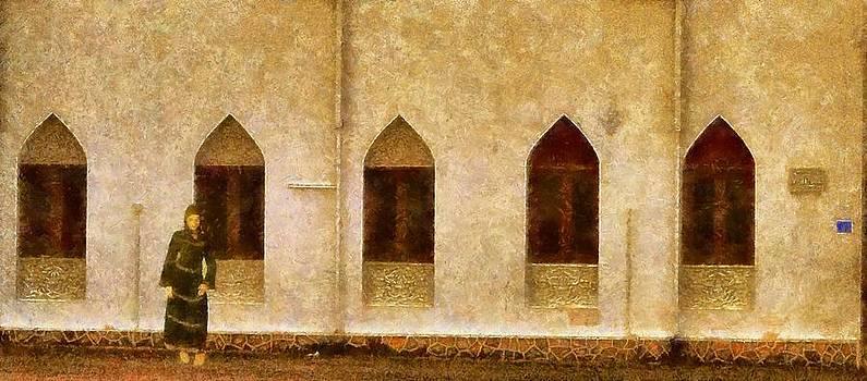 The Waiting by Balram Panikkaserry