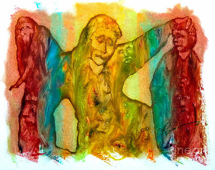 The Wanderers by Linda May Jones