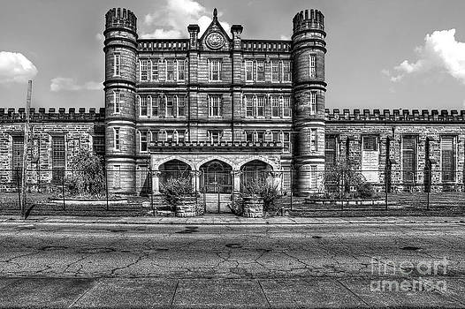 Dan Friend - The West Virginia State Penitentiary front