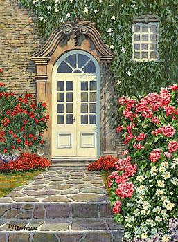 Richard De Wolfe - The White Door