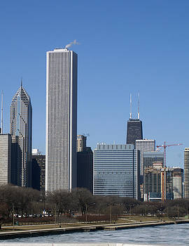 The Windy City by Lonnie Niver