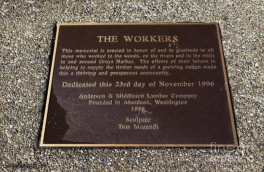 The Workers Memorial by Larry Keahey