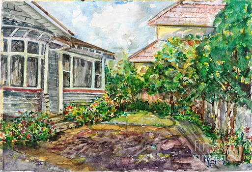 The Yard That Was Built In Our Hearts by Phong Trinh
