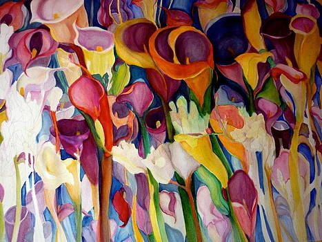 The Year Of The Crazy Callas by Margaret Pirrouette