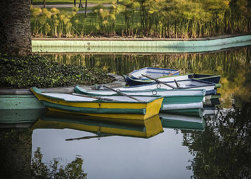 The Yellow Boat by Ralph Brannan