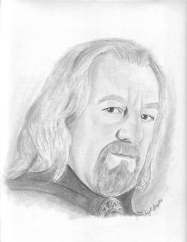 Theoden by Amy Jones
