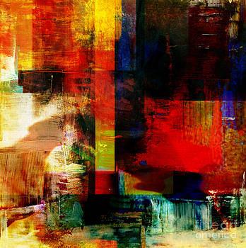 Things Not Seen by Fania Simon