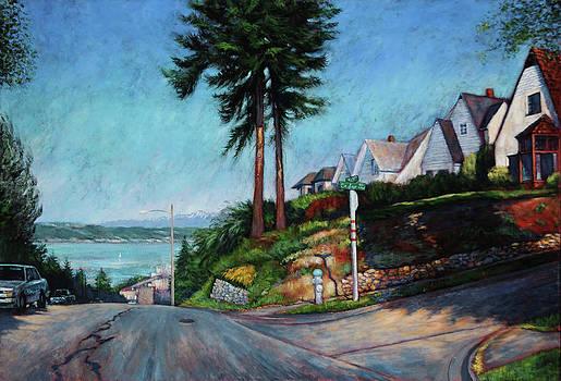 Thirtieth and Cedar  by Charles Munn
