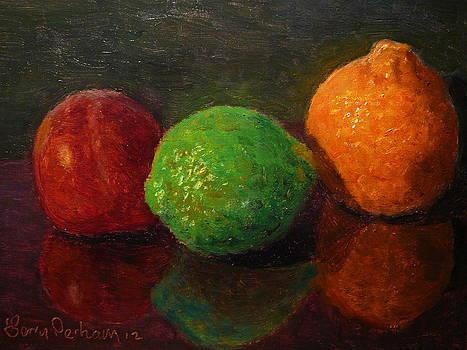 Terry Perham - Three Fruit