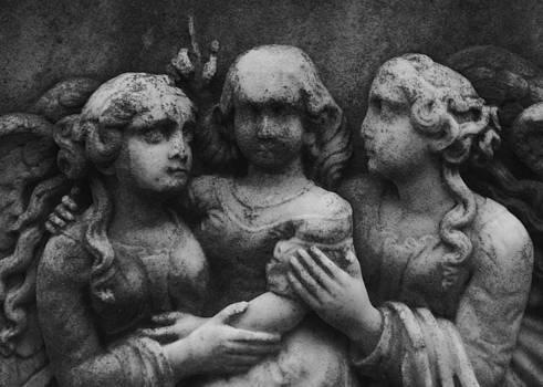 Three Ladies by Angela Tomey