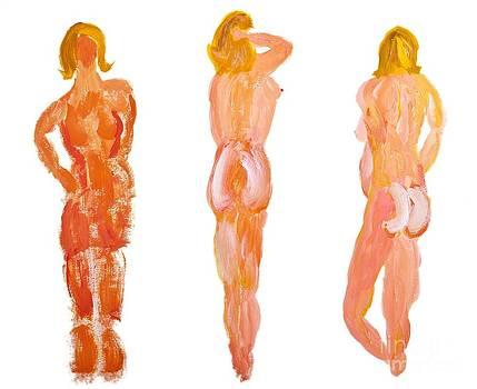 Simon Bratt Photography LRPS - Three Naked Ladies