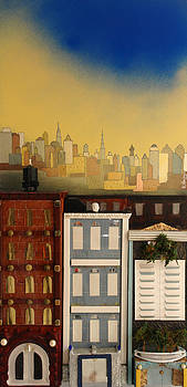Robert Handler - Three Nice Small Buildings