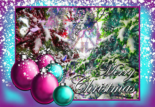 Through Ornaments And Evergreens by Steve Farr