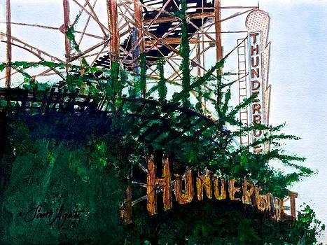 Frank SantAgata - Thunderbolt Ruins