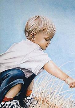 Tickles by Patricia Jensen