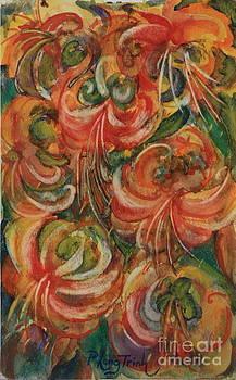Tiger Lily 2 by Phong Trinh