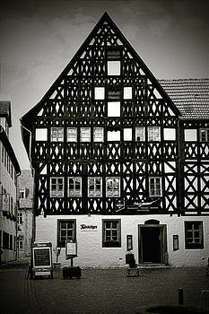Christine Till - Timber-frame house Weimar