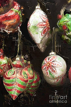 Time for Decorating by Dinah Anaya