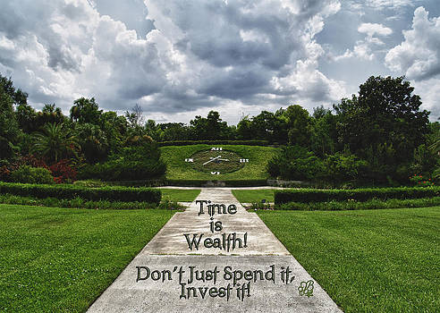 Time is Wealth by Barbara Middleton
