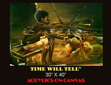 Time Will Tell by Clement Martey