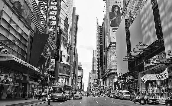 Chuck Kuhn - Times Square I