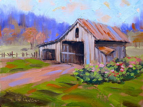 Tin Roof by Georgene Carlton