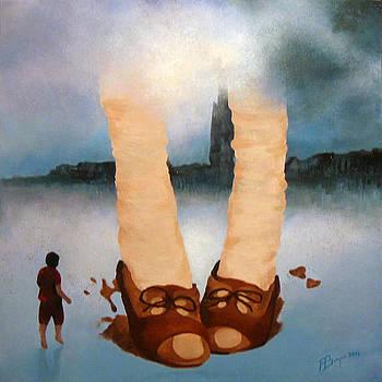Tiny shoes by Andrea Banjac