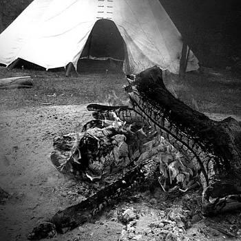 #tipi #fuego #abuelas by Fernando Barroso