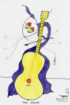 Tis Cello by Tis Art