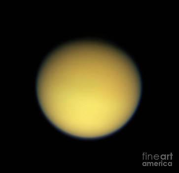 NASA / Science Source - Titan, Cassini Image