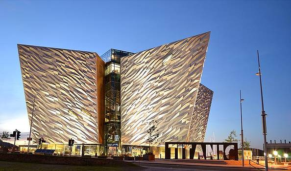 Titanic Museum Belfast by Peter McAuley