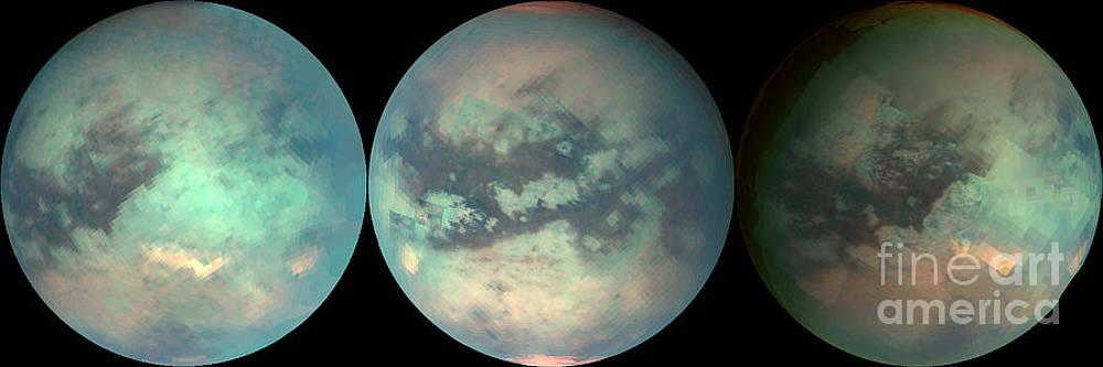 NASA - Titans Changing Face