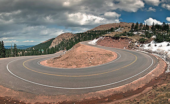 To Pike's Peak by Jeremy D Taylor