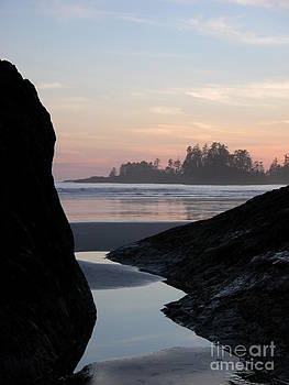 Tofino  BC  by Don F  Bradford