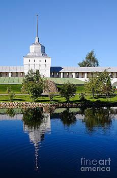 Jenny Rainbow - Tolga Monastery. Yaroslavl. Russia