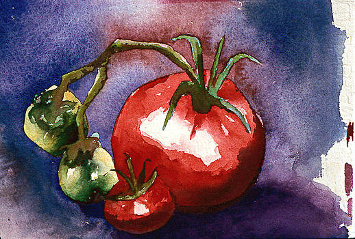 Tomatoes by Eunice Olson