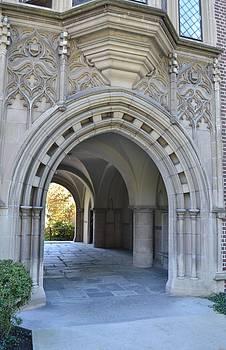 Tompkins Arch by Jennifer Kelly