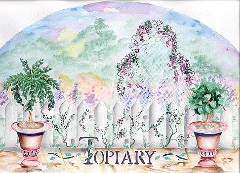 Topiary by Peggy Mars