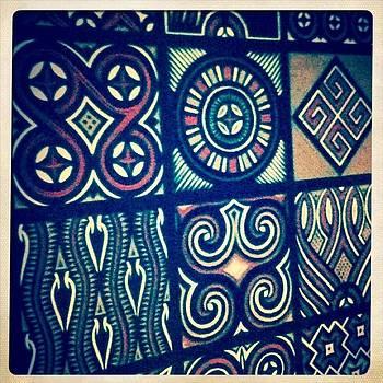 Toraja's motif by Sugih Arto Andi Lolo
