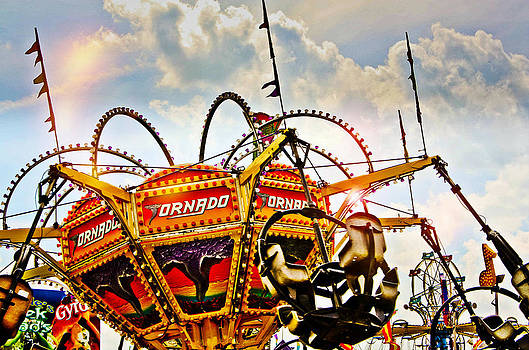 Tornado Carnival Ride by Eye Shutter To Think
