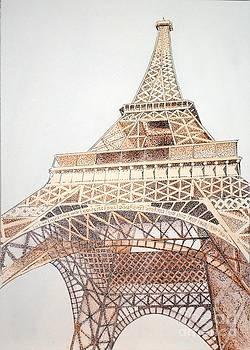 Tour Eiffel by Devan Gregori