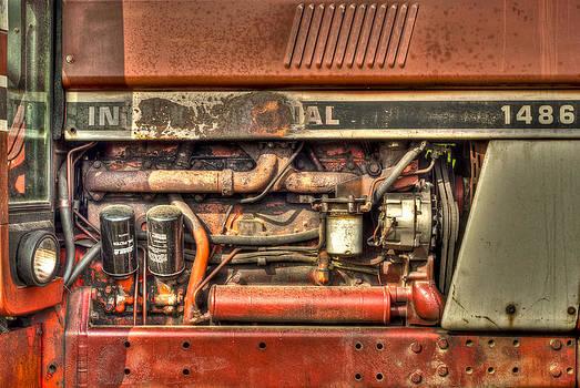 Tom Biegalski - Tractor Engine