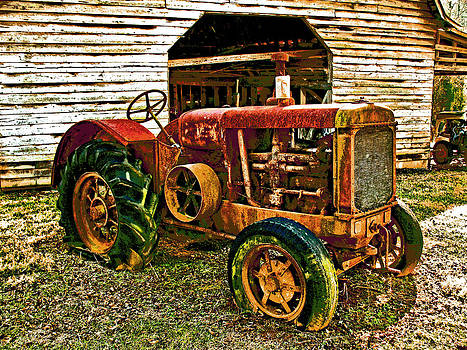 Tractor by Julian Bralley
